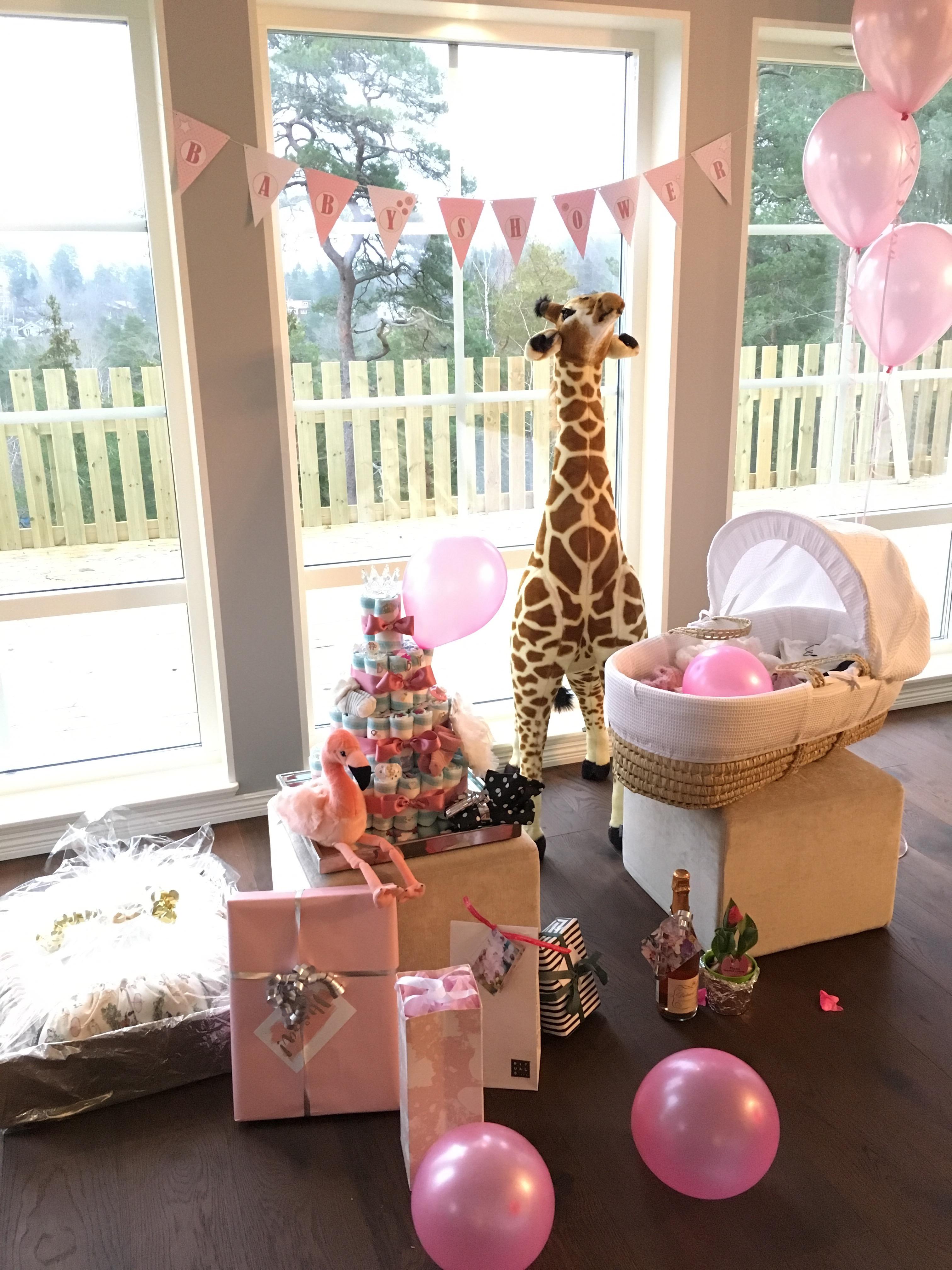 present till babyshower